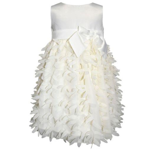 Baby Girl Blueberi Boulevard Petal Dress