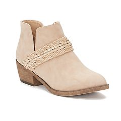 SO® Mahogany Women's Ankle Boots