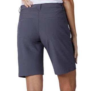 Women's Lee Rhodes Active Twill Bermuda Shorts