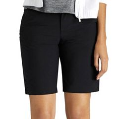 Women's Lee Rhodes Active Twill Bermuda Shorts