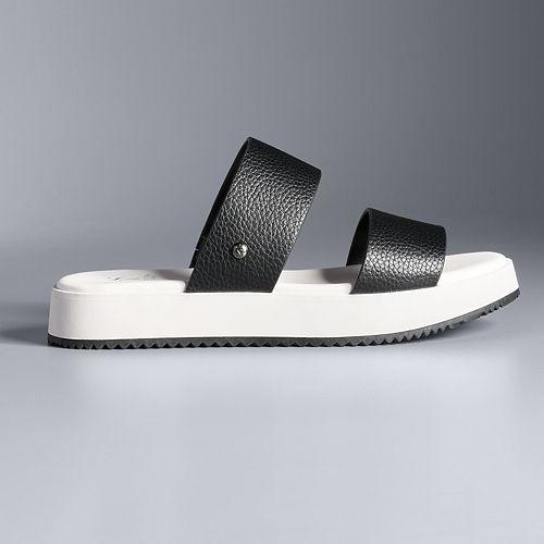 Simply Vera Vera Wang Mooncake ... Women's Sandals GhRSjD