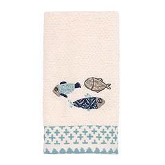 Avanti Lake Life Fingertip Towel