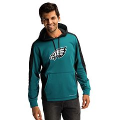 Men's Majestic Philadelphia Eagles Armor Hoodie