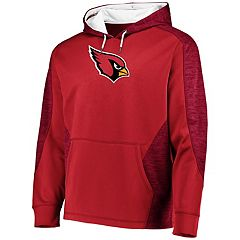 Men's Majestic Arizona Cardinals Armor Hoodie