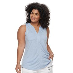 Plus Size SONOMA Goods for Life™ Utility Tank