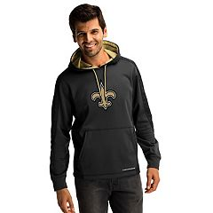 Men's Majestic New Orleans Saints Armor Hoodie