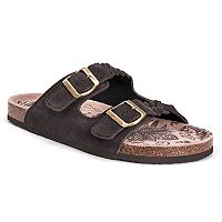 MUK LUKS Juliette Women's Slide Sandals