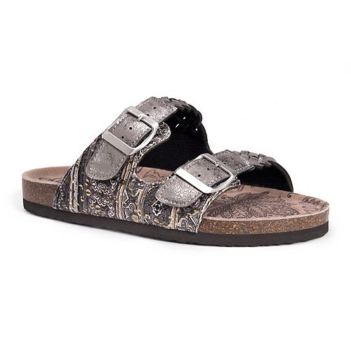 MUK LUKS Juliette Women's Slide Sandals