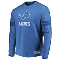 Men's Detroit Lions Flex Double Stripe Tee