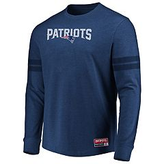 Men's New England Patriots Flex Double Stripe Tee