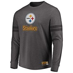 Men's Pittsburgh Steelers Flex Double Stripe Tee