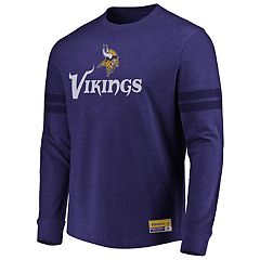 Men's Minnesota Vikings Flex Double Stripe Tee