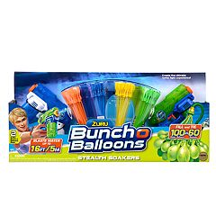 Zuru Bunch O Balloons &  Stealth Soakers Promo Pack