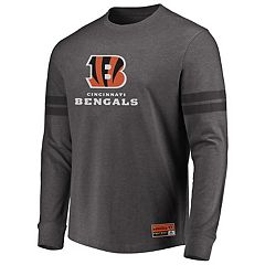 Men's Cincinnati Bengals Flex Double Stripe Tee