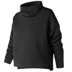 Women's New Balance Heat Loft Funnel Sweater