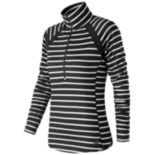 Women's New Balance Novelty Anticipate Half Zip Top