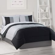The Big One® Gray Aiden Bedding Set