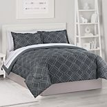 The Big One® Herringbone Lattice Bedding Set