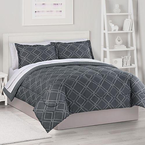 The Big One® Herringbone Lattice Bedding Set