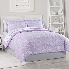 The Big One® Purple Isla Bedding Set