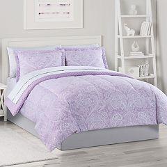 The Big One® Purple Isla Bedding Set