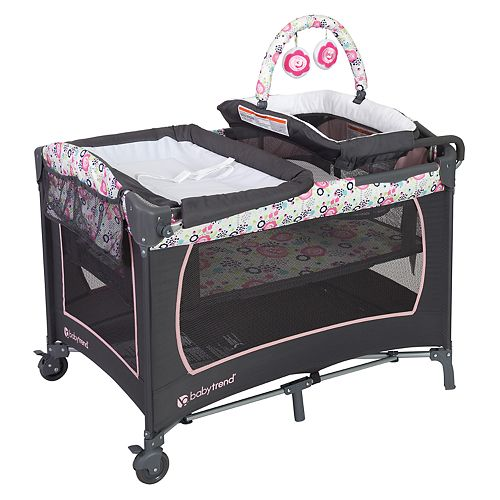 Baby Trend Lil' Snooze Nursery Center Playard