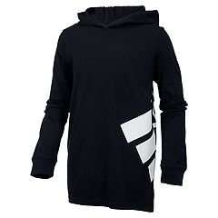 Boys 8-20 adidas Wrap Around Hooded Tee