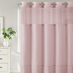 Hookless Downtown Soho Shower Curtain & Liner