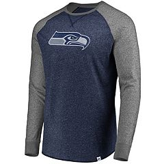 Men's Majestic Seattle Seahawks Static Thermal Tee