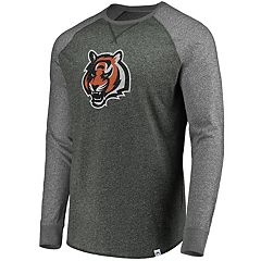 Men's Cincinnati Bengals Static Thermal Tee