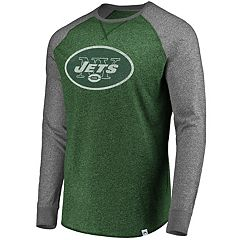 Men's Majestic New York Jets Static Thermal Tee