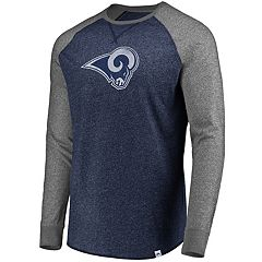 Men's Majestic Los Angeles Rams Static Thermal Tee