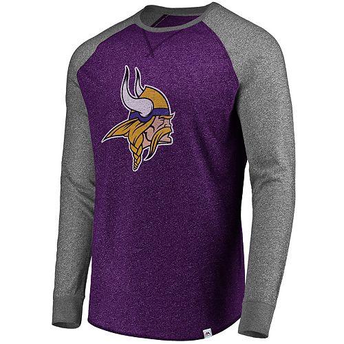 Men's Majestic Minnesota Vikings Static Tee