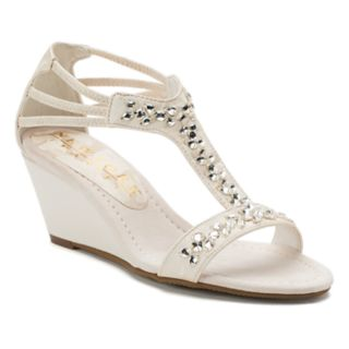 New York Transit Bring A Date Women's Wedge Sandals
