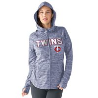 Women's Minnesota Twins Red Zone Hoodie