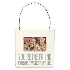 'You're The Friend' 2' x 3' Mini Frame