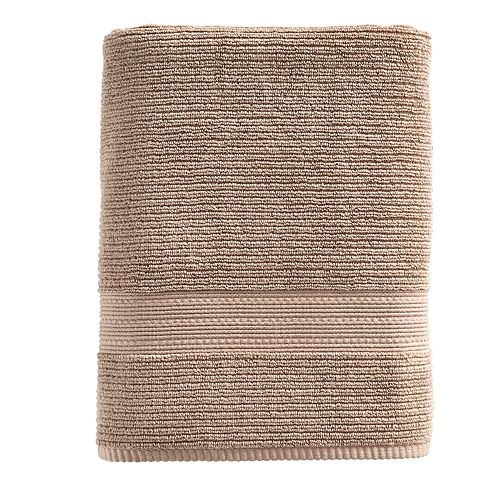 Sonoma Goods For Life Textured Quick Drying Bath Towel