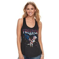 Women's Rock & Republic® 'Freedom' Racerback Tank