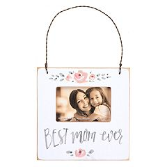 'Best Mom Ever' 2' x 3' Mini Frame