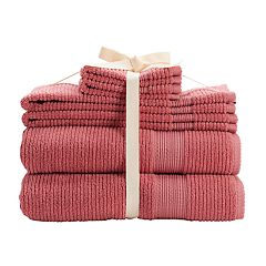 Sonoma Goods for Life™ Textured Quick Drying Bath Towel Set with Hygro® Technology