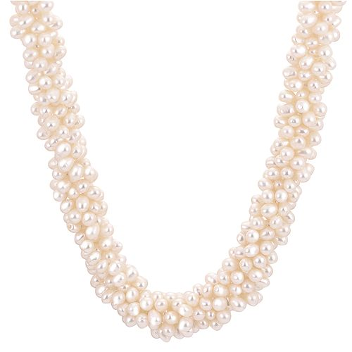PearLustre by Imperial Freshwater Cultured Pearl Torsade Necklace - 18 in.