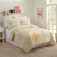Maker's Collective Bonnie Christine Hillside Springs Quilt Set