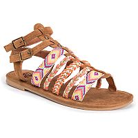 MUK LUKS Katya Women's Sling-Back Sandals