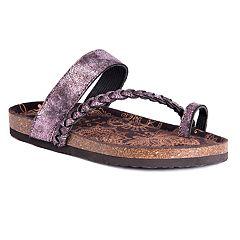 MUK LUKS Keia Women's Slide Sandals