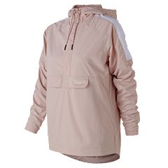 Women's New Balance Athletics Anorak Jacket