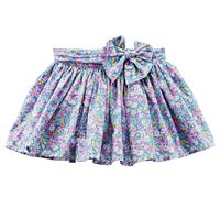 Girls 4-8 Carter's Floral Printed Skirt