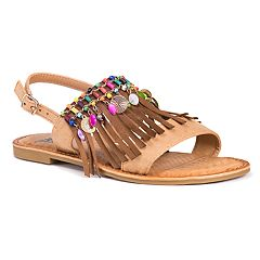 MUK LUKS Margot Women's Sling-Back Sandals