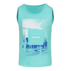 Boys 8-20 Hurley Cause And Effect Tank