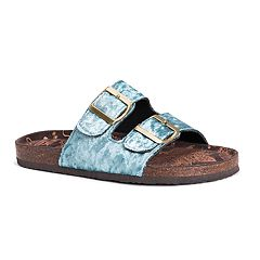 MUK LUKS Marla Women's Slide Sandals