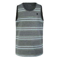 Boys 8-20 Hurley Striped Tank